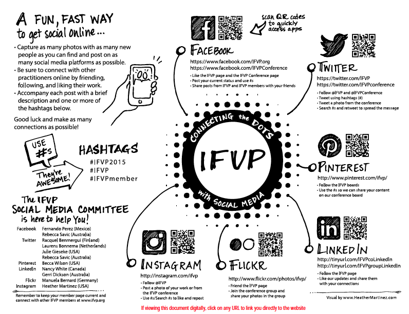 IFVP Social Media Visual